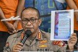 Polisi pelajari laporan Forum Pejuang Islam terhadap Sekjen HRS Center