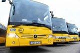 Bus Mercedes-Benz sudah BBM nabati