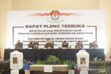 KPU Manado mulai rekapitulasi penghitungan suara   tingkat Kota
