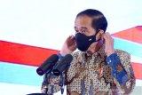 Presiden Jokowi: Meski listrik KPK padam pemberantasan korupsi tak boleh padam