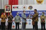 Gubernur Sulut terima penghargaan KPK komit tertibkan aset