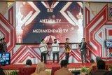 Pewarta ANTARA TV dapat penghargaan