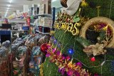 Pedagang di Palangka Raya mulai jajakan parcel Natal
