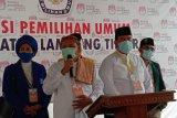 KPU tetapkan Dawam-Azwar bupati dan wakil bupati Lampung Timur terpilih