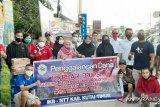 Masyarakat Kutai Timur bantu korban bencana  Lembata