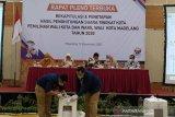 Rekapitulasi KPU Kota Magelang  paslon Aman raih 41.170 suara