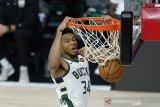 Kevin Porter Jr. cetak 50 poin dalam  kemenangan Rockets atas Bucks