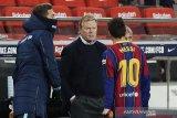 Messi sangat bersemangat untuk kembali ke skuat Barcelona