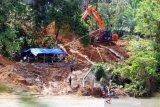 Korban tewas longsor tambang emas ilegal di Solok Selatan dipulangkan ke kampung halaman
