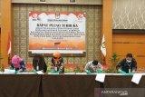 Halikinnor-Irawati menangi Pilkada Kotim, dua paslon tolak hasil rekapitulasi