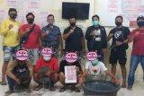 Terdesak masalah ekonomi, empat pemuda curi ratusan udang di tambak Poto Tano KSB