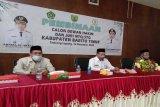 Profesional dalam menilai, calon Dewan Hakim MTQ Bartim mulai dilatih