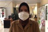 Tempat tidur RSUD Sam Ratulangi Tondano-Minahasa untuk pasien COVID-19 penuh