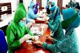 PKK Barito Utara gelar  tes cepat  khusus perempuan