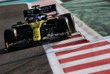 Alonso tercepat di antara pebalap junior di tes Abu Dhabi