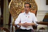 Presiden Jokowi kembali tegaskan akan jadi orang pertama penerima vaksinasi