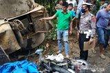 67 orang meninggal akibat kecelakaan lalu lintas di Padang Pariaman