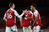 Arteta: Gol Aubameyang lawan Southampton ubah nasib Arsenal