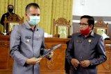 Ketua DPRD Gumas rayakan Natal tanpa 'open house'