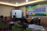 Kemenag Papua evaluasi anggaran-rencana penyelenggaraan ibadah haji 2021