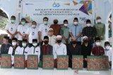Jasa Raharja NTB menyalurkan bantuan untuk penghafal Al Quran