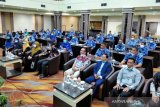 54 orang ikuti uji kompetensi lelang jabatan  Pemkab Barut