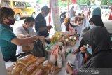 Pasar murah jelang natal dan tahun baru
