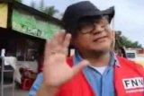 Wartawan Edy Mulyadi penuhi panggilan Bareskrim Polri