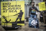 Kemlu sebut 1.451 kasus ABK perikanan di kapal asing sepanjang 2020