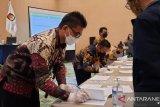 KPU Manado tetapkan Andrei-Richard Pemenang Pilkada   2020