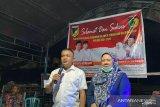 KPU tetapkan Hadianto Rasyid-Reny Lamadjido pemenang Pilkada Kota Palu 2020