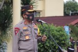 Kapolda Sulut lepas 2 SSK Brimob BKO Polda Metro Jaya