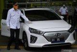 Indonesia targetkan hemat devisa 1,8 miliar dolar dari kendaraan listrik
