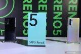 Oppo Reno5 sajikan sederet teknologi  baru