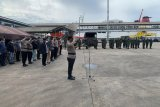 Jelang Tahun Baru, Polres Lampung Selatan gelar operasi cipta kondisi