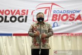 Menristek mendorong peningkatan daya saing produk pangan Indonesia