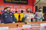 Polisi  tangkap pengedar sabu antar daerah di Barito Timur