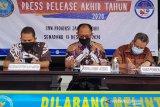 BNN Jateng ungkap 21 kasus penyalahgunaan narkoba pada 2020