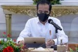 Presiden Jokowi tidak ingin biarkan ruang kosong di media sosial diisi hoaks