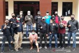 Polisi tangkap buronan pelaku begal viral di medsos