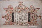 Iluminasi naskah kuno di Pesisir Selatan dikembangkan jadi motif batik