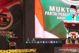 Suharso Manoarfa terpilih aklamasi Ketua Umum PPP