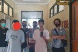 Polres Lombok Utara tangkap pegawai rumah makan mencuri HP