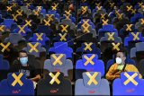 Gubernur DKI Jakarta izinkan bioskop beroperasi dengan kapasitas 50 persen