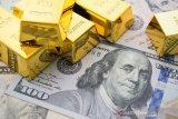 Harga emas anjlok 78 dolar