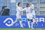 Rafael Leao memecahkan rekor gol tercepat di Liga Italia