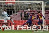 Cetak gol untuk Barcelona, Messi samai rekor Pele