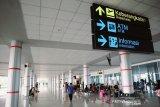 Jelang Nataru, belum terjadi lonjakan penumpang di Bandara Tjilik Riwut