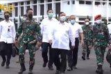 Menhan Prabowo Subianto paparkan revisi doktrin TNI AD