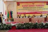 UNU Lampung gelar wisuda sarjana perdana